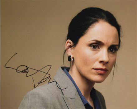 Laura Fraser, Breaking Bad, signed 10x8 inch photo.
